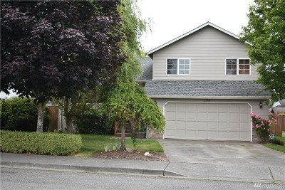 Stanwood Single Family Home For Sale: 27561 79th Dr NW