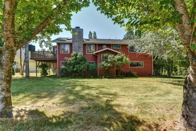 Fall City Single Family Home For Sale: 4903 Lake Alice Rd SE