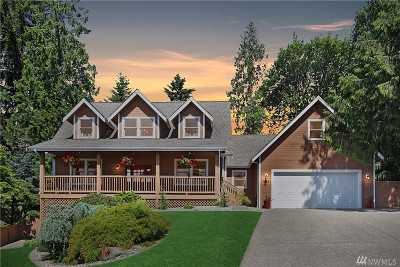 Puyallup Single Family Home For Sale: 1905 24th Av Ct SW
