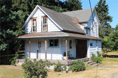 Snohomish Single Family Home For Sale: 13621 S Machias Rd