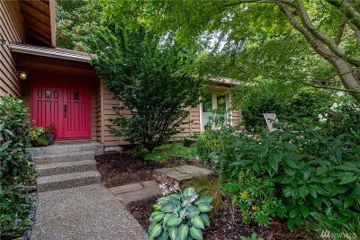 Newcastle Single Family Home For Sale: 7025 116th Ave SE