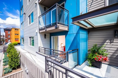 King County Condo/Townhouse For Sale: 1616 Summit Ave #N103