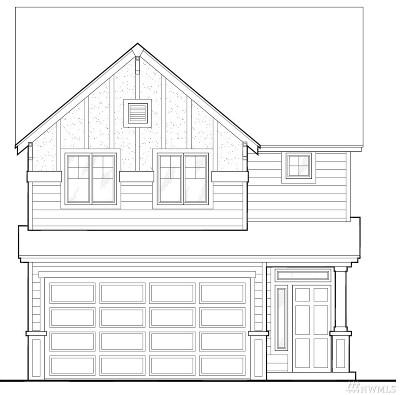 Port Orchard Single Family Home For Sale: 4967 Onalaska Lp SE