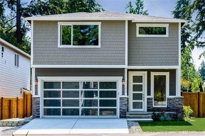 Shoreline Single Family Home Contingent: 15208 Dayton Ave N