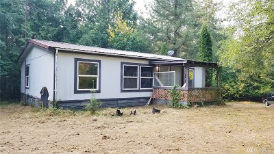 Rochester WA Single Family Home For Sale: $219,900