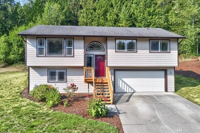 Stanwood Single Family Home For Sale: 15614 83rd Ave NW