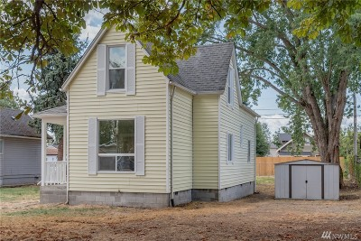 Tacoma Single Family Home For Sale: 2536 S L St