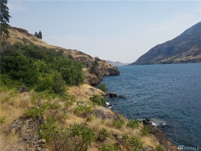 Chelan County, Douglas County Residential Lots & Land For Sale: North Shore Lake Chelan