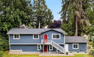 Sedro Woolley Single Family Home For Sale: 548 Lakeside Dr