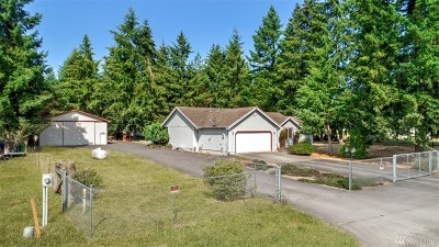 Rochester WA Single Family Home For Sale: $350,000