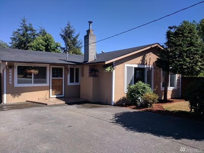 Des Moines Single Family Home For Sale: 24224 14th Ave S