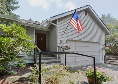 Federal Way Single Family Home For Sale: 5141 SW 326th Place