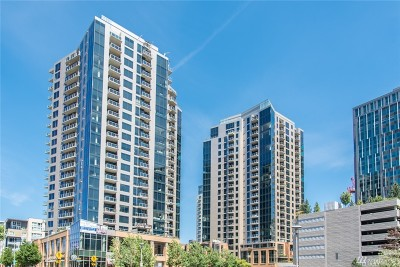 Bellevue Condo/Townhouse For Sale: 10650 NE 9th Place #726
