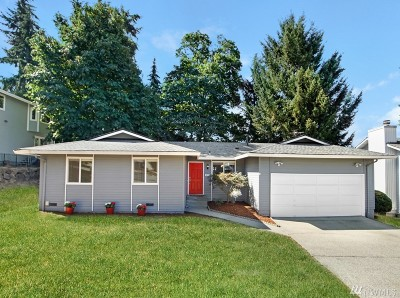 Federal Way Single Family Home For Sale: 4209 SW 329th Place