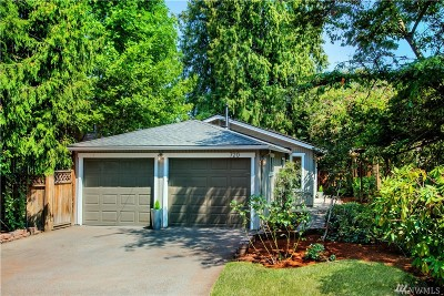 Kirkland Single Family Home For Sale: 720 20th Ave W