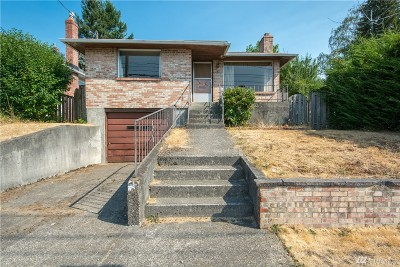 Tacoma Single Family Home For Sale: 4307 N 9th St
