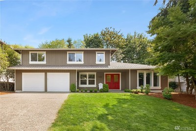 Renton Single Family Home For Sale: 16902 163rd Place SE
