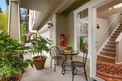 Bothell Condo/Townhouse For Sale: 15 164th St SW #J2