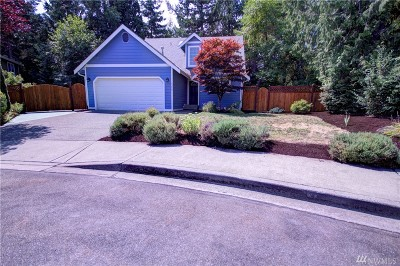 Gig Harbor Single Family Home For Sale: 5208 25th Av Ct NW