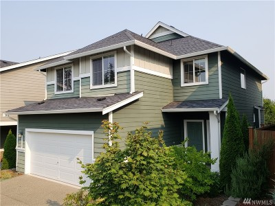 Bothell Single Family Home For Sale: 3529 185th Place SE