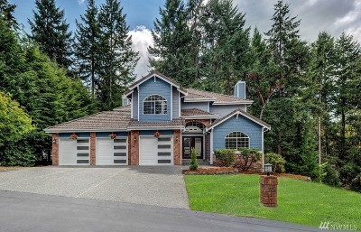 Gig Harbor Single Family Home For Sale: 2428 81st St NW