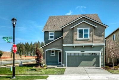 Puyallup Single Family Home For Sale: 10544 190th St E #154