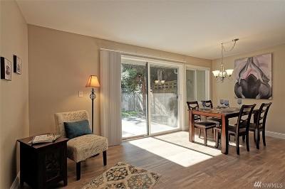 Edmonds Condo/Townhouse For Sale: 7813 218th St SW #46