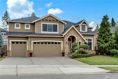 Bothell Single Family Home For Sale: 21821 32nd Ave SE