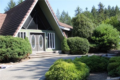 Gig Harbor Single Family Home For Sale: 6621 Hunt St NW