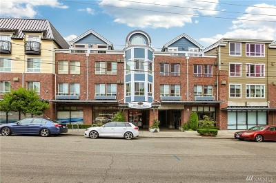 Condo/Townhouse For Sale: 812 5th Ave N #315