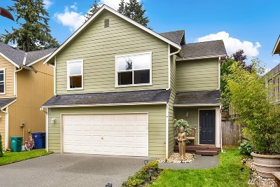 Woodinville Single Family Home For Sale: 18421 134th Place NE