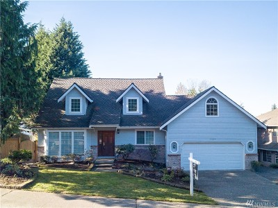 Mukilteo Single Family Home For Sale: 13224 42nd Ave W