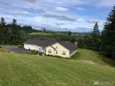Single Family Home For Sale: 481 Penning Rd