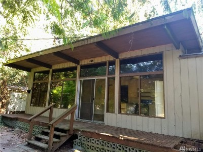 Olympia Single Family Home For Sale: 2603 Westwind Dr NW
