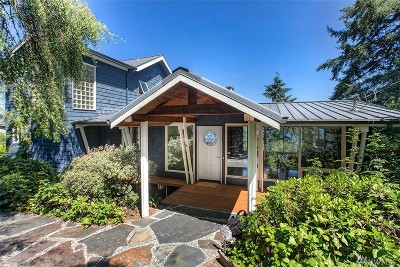 Lake Forest Park Single Family Home Contingent: 14556 38th Ave NE