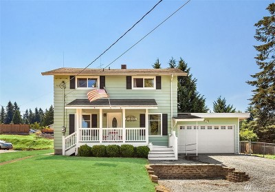 Milton Single Family Home For Sale: 1203 Juniper St