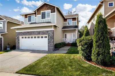 Lynnwood Condo/Townhouse For Sale: 2702 144th Place SW