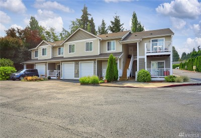 Burien Condo/Townhouse For Sale: 1044 SW 130th St #I