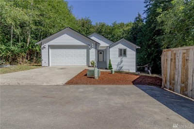 Port Orchard Single Family Home For Sale: 4686 Blackberry Hill Lane SE