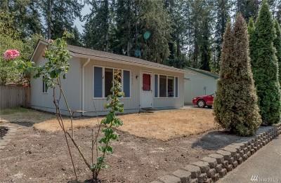 Covington Single Family Home For Sale: 19615 SE 260th St