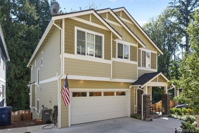 Bothell Single Family Home For Sale: 17425 3rd Ave SE