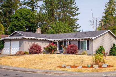Bellingham WA Single Family Home For Sale: $396,000