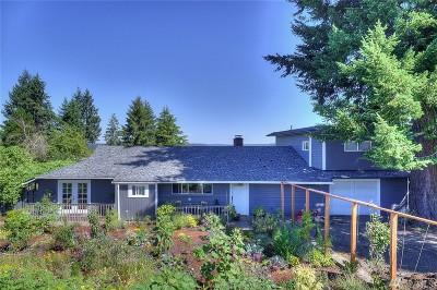 Gig Harbor Single Family Home For Sale: 3505 Grandview Street