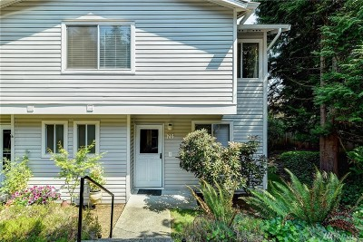 Bothell Condo/Townhouse For Sale: 18910 Bothell Everett Hwy #N4