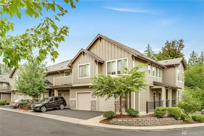 Snohomish Condo/Townhouse For Sale: 1900 Weaver Rd #K206