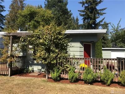 Shoreline Single Family Home For Sale: 1886 NE 171st St