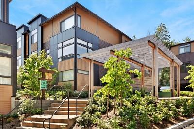 Issaquah Condo/Townhouse For Sale: 173 Sky Ridge Walk NW