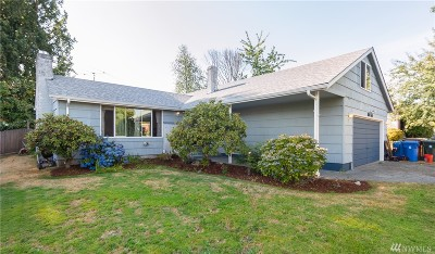 Single Family Home For Sale: 6464 S L St