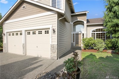 Bothell Single Family Home For Sale: 18412 11th Dr SE