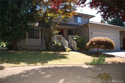 Snohomish Single Family Home For Sale: 4924 134th Place SE